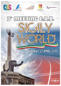 Meeting internazionale Sicily (ITA) @ CUS Catania Viale Andrea Doria 6 I - 95125 Catania (CT) | Kuldīga | Latvia