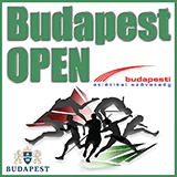 "Budapest Open Agoston Schulek Memorial (HUN) @ ""IKARUS BSE"" track field"